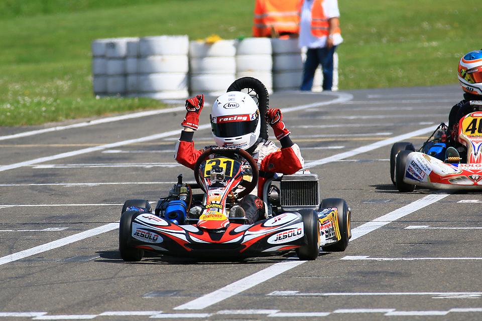 ADAC Kart Masters-Doppelsieg für TR Motorsport