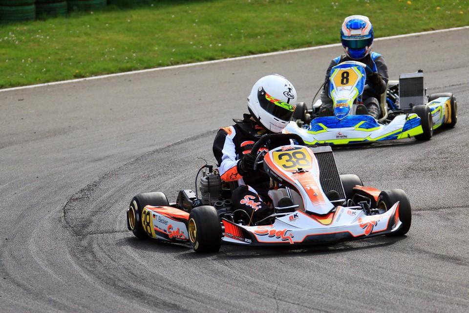 Beule Kart: Starke Sodi Kart-Performance in Hahn