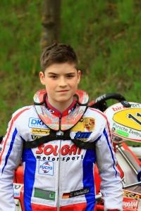 Luke Wankmüller fährt in die Top-Fünf