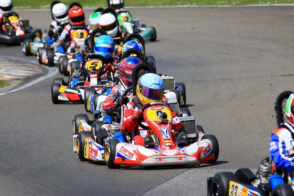 Erste Meisterschaftspunkte für Luis Esser