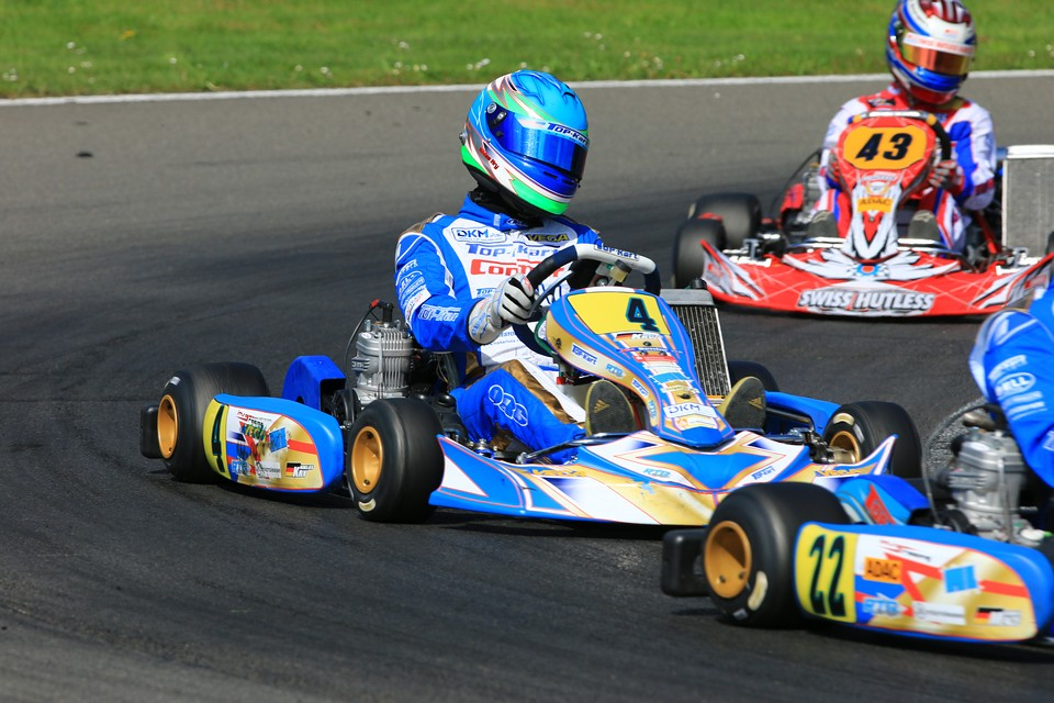 RTG Kartsport fährt in die Top-Ten