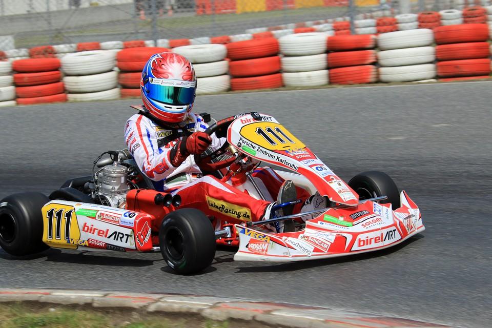 Guter DKM-Start für Solgat Motorsport