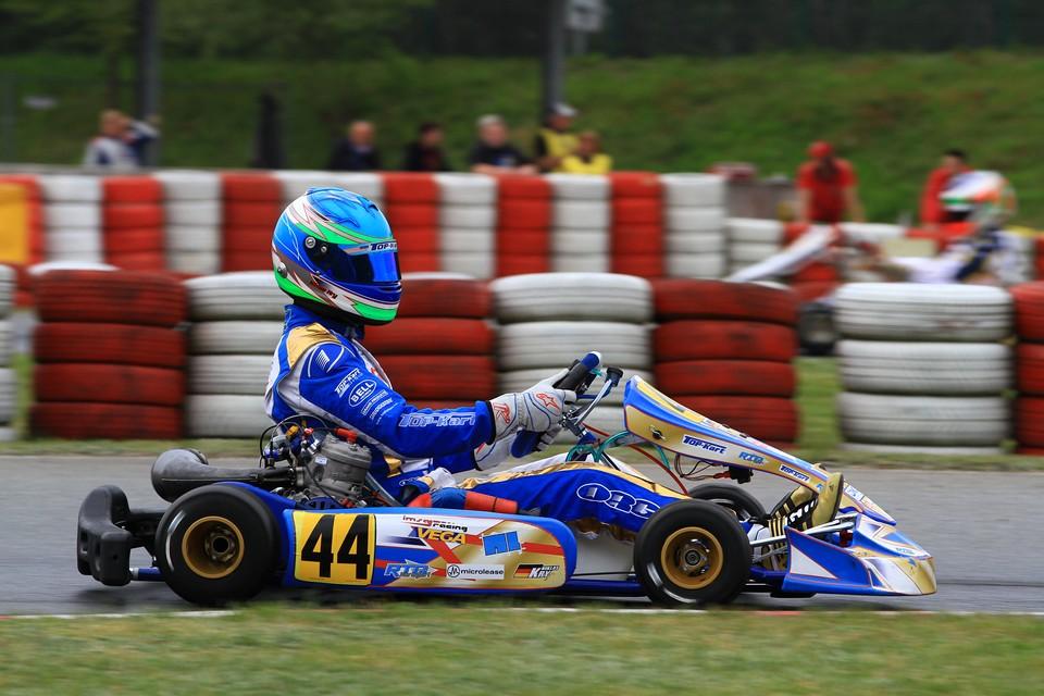 RTG Kartsport etabliert sich in DKM