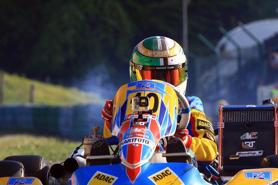 Lanari Racing Team erlebt durchwachsenes Wochenende in Hahn