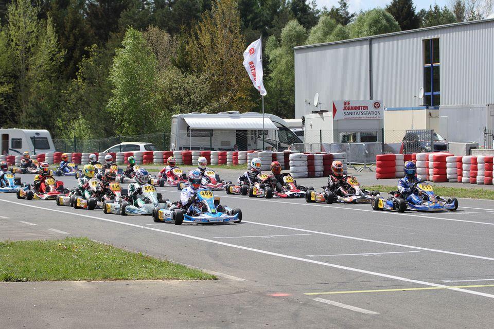 Glänzender Saisonstart der ROTAX MAX Challenge Germany