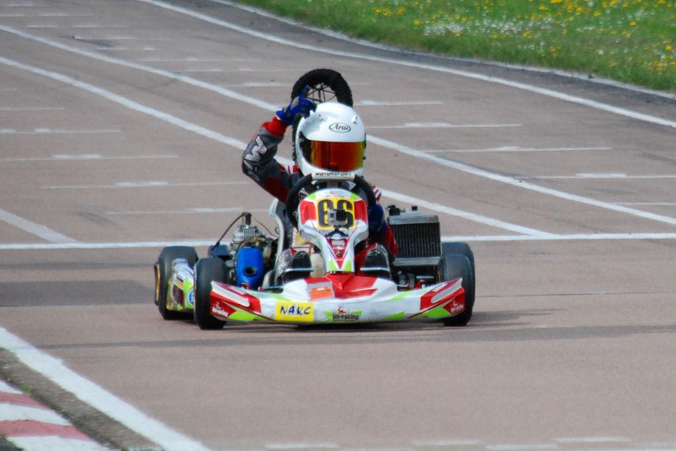 im-racing mit Klassensieg in Belleben