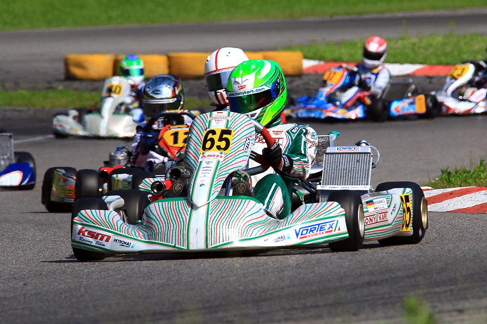 Weiterer ADAC-Erfolg für KSM Racing Team