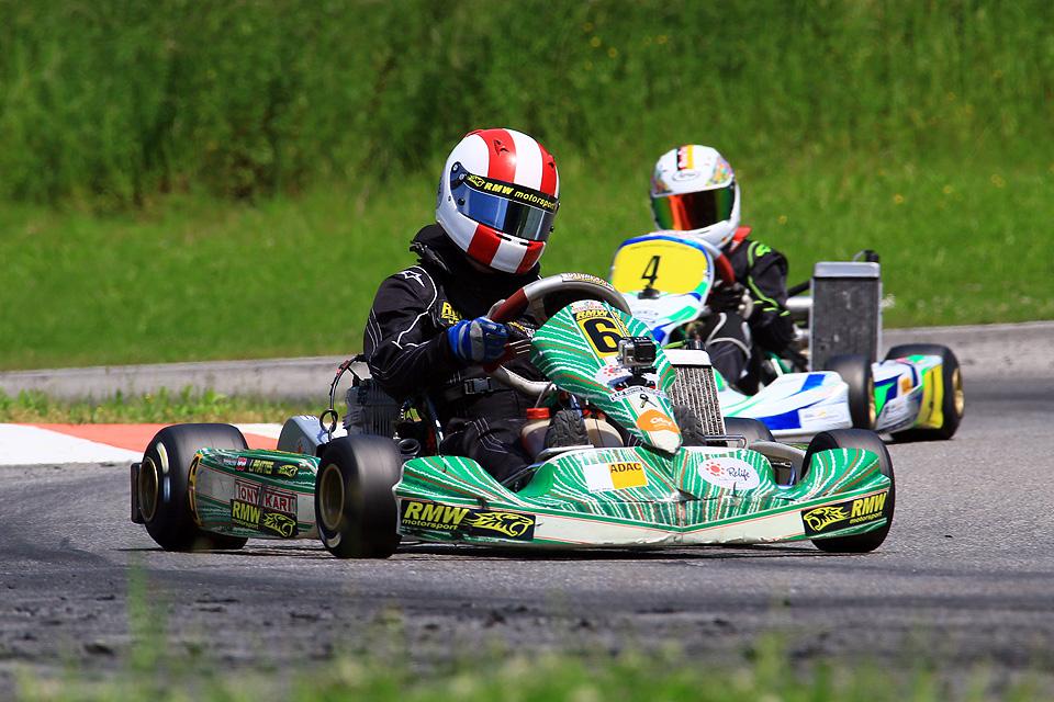 RMW Motorsport fährt in Ampfing aufs Podium