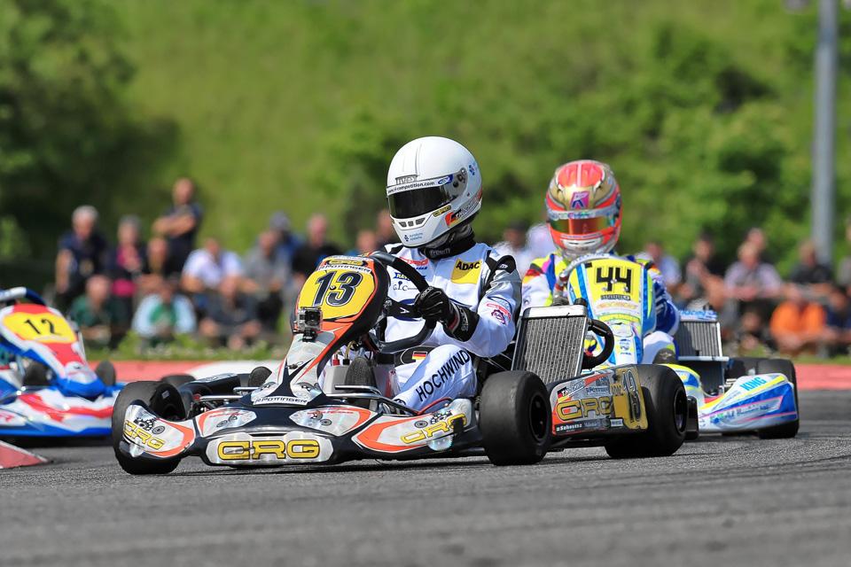 Timo Hochwind qualifiziert sich für die Finals