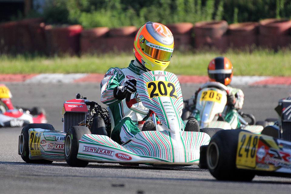 Top Platzierungen für Woik Motorsport in Ampfing