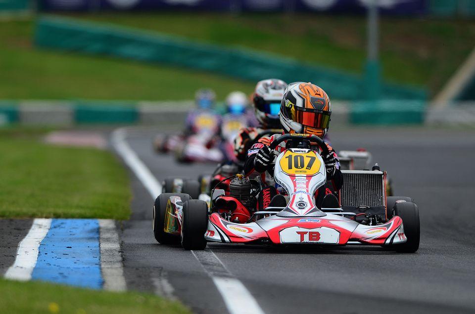 Hannes Janker erneut in den Top-Ten