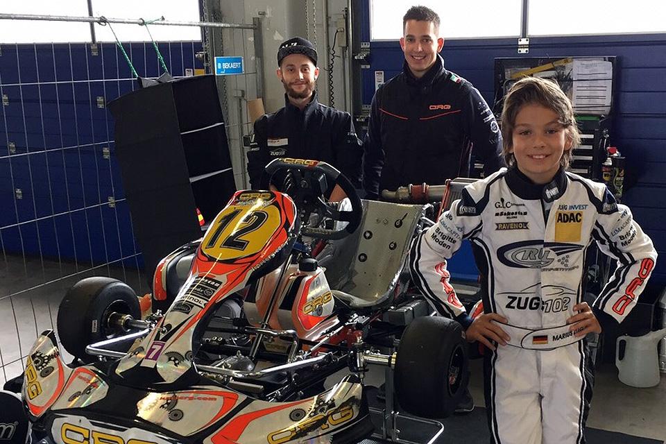 Marius Zug feiert ersten KFJ-Sieg