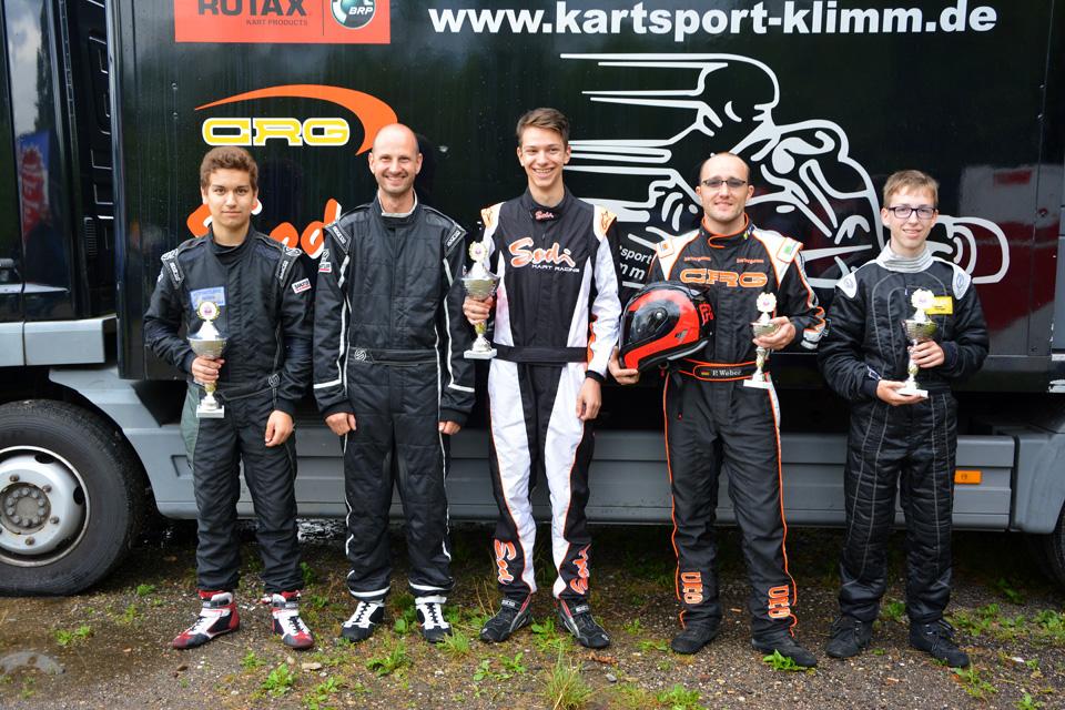 Kartsport-Klimm beim ACV BWKC erfolgreich