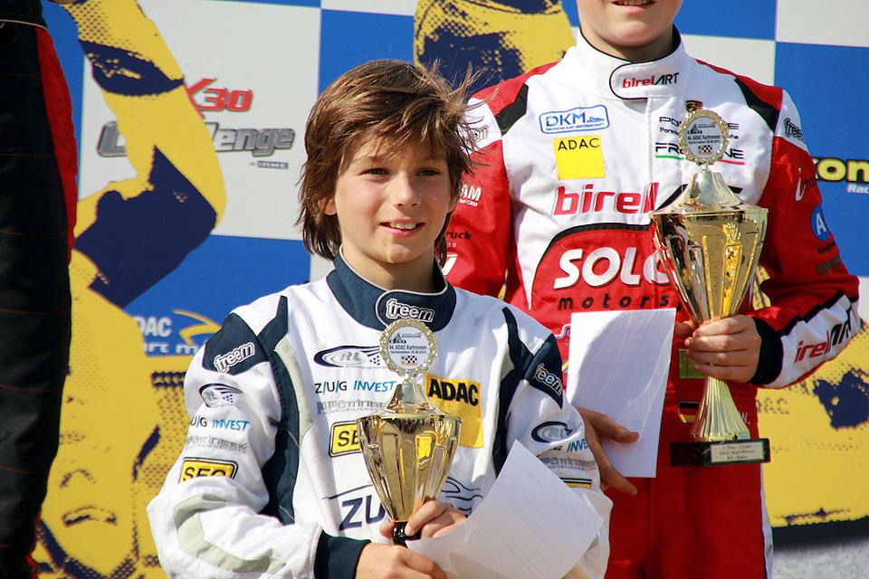 Marius Zug erobert erneut Pole Position