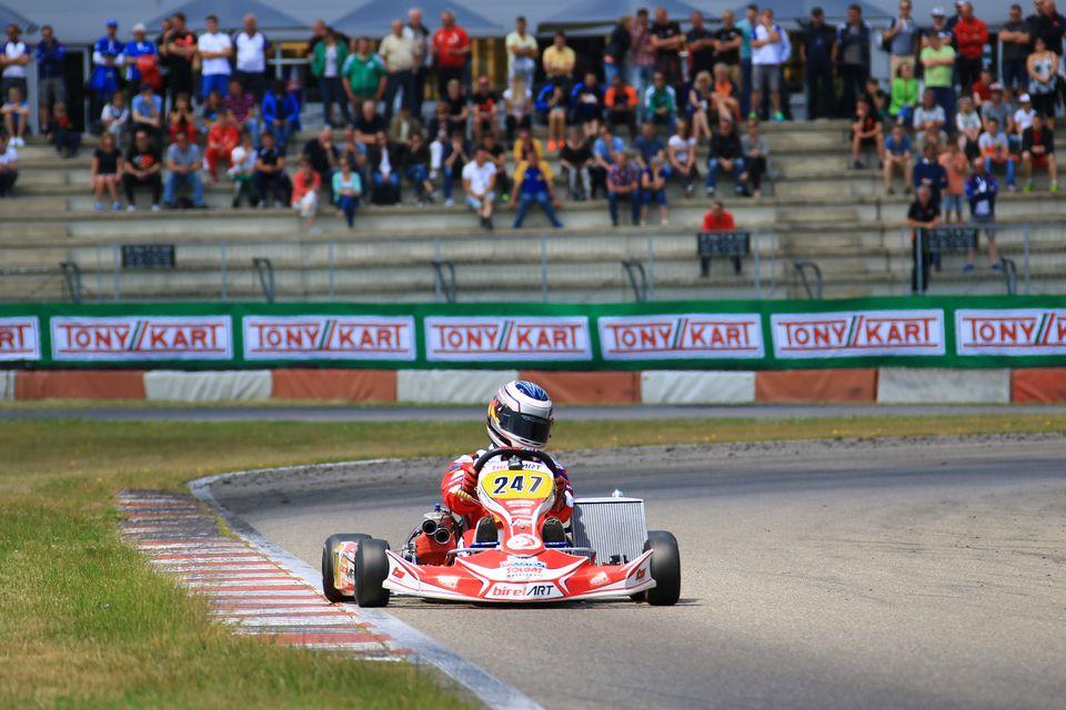 Solgat Motorsport in Genk ohne Glück
