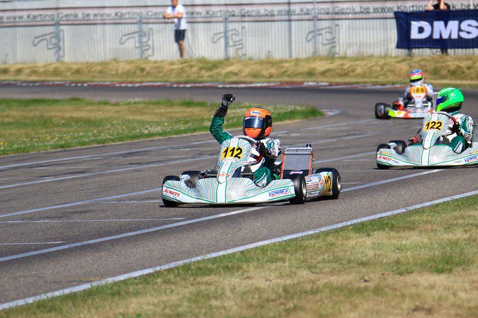 DKM-Siege für KSM Racing Team in Genk
