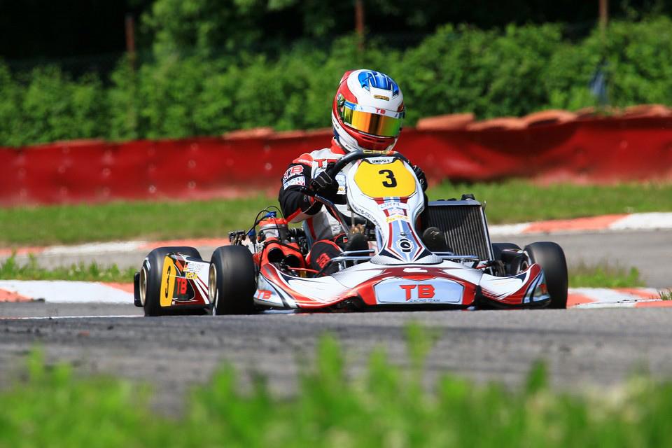TB Motorsport: Gesamtführung in Ampfing ausgebaut