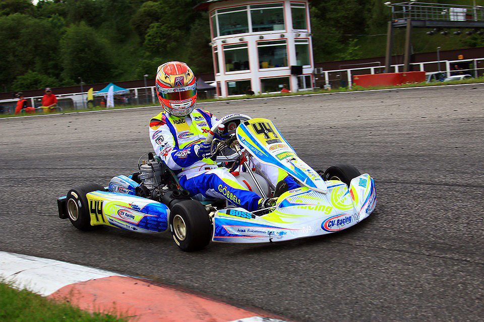 CV Racing überzeugt in Ampfing