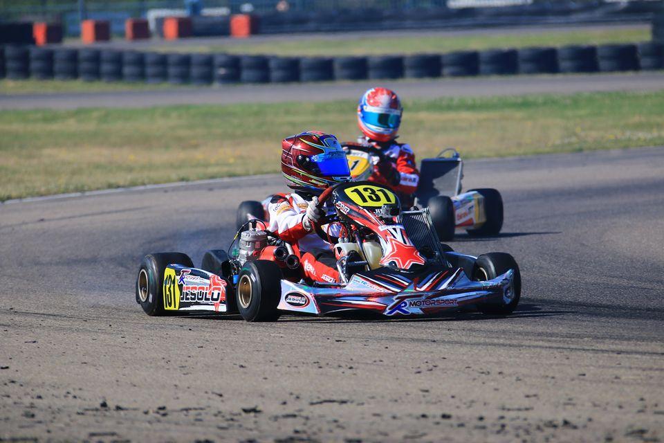 TR Motorsport-Rookies beweisen sich in Genk