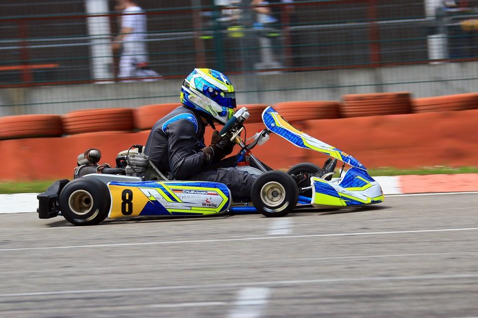 IM-Racing im NAKC auf Titelkurs