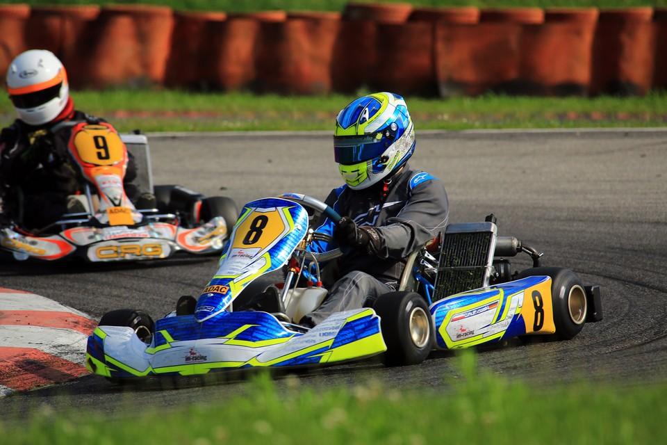 ADAC-Podium für im-racing team