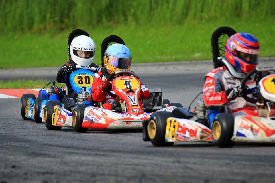 Luis Esser fährt in die Top-Drei