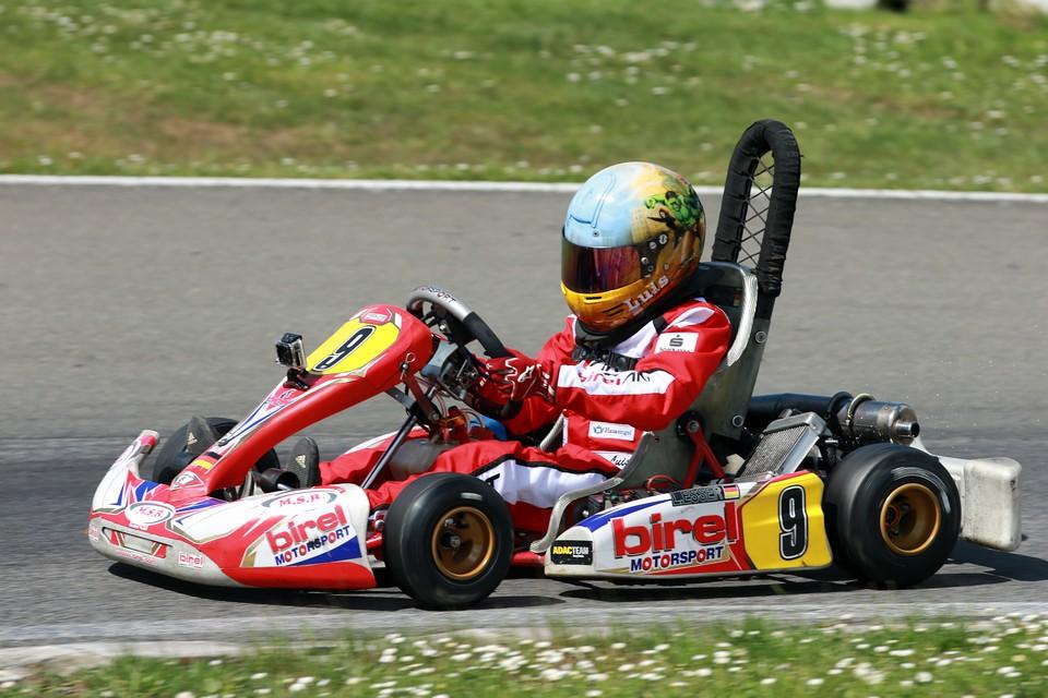 Luis Esser sichert sich Pole-Position