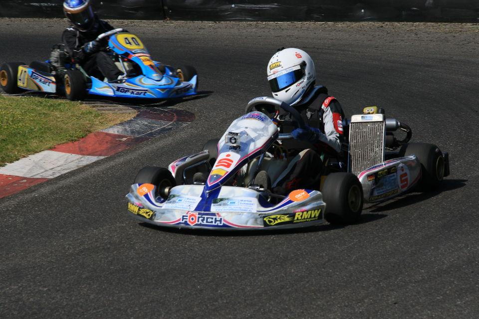 RMW Motorsport doppelt erfolgreich