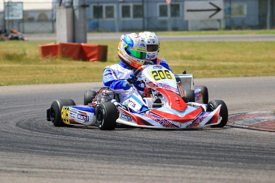 Mach1 Motorsport: Höhen und Tiefen in Genk