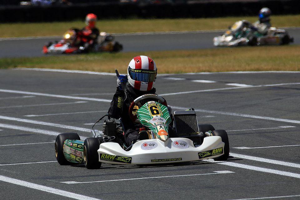 X30 Junior-Erfolg für RMW Motorsport