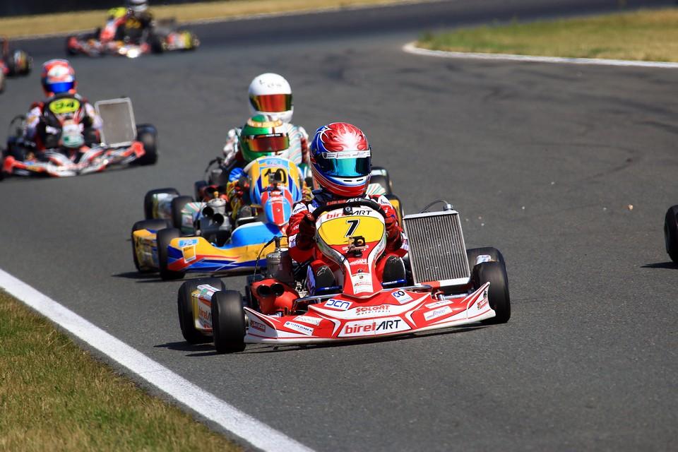 Solgat Motorsport fährt in Oschersleben in die Top-Drei