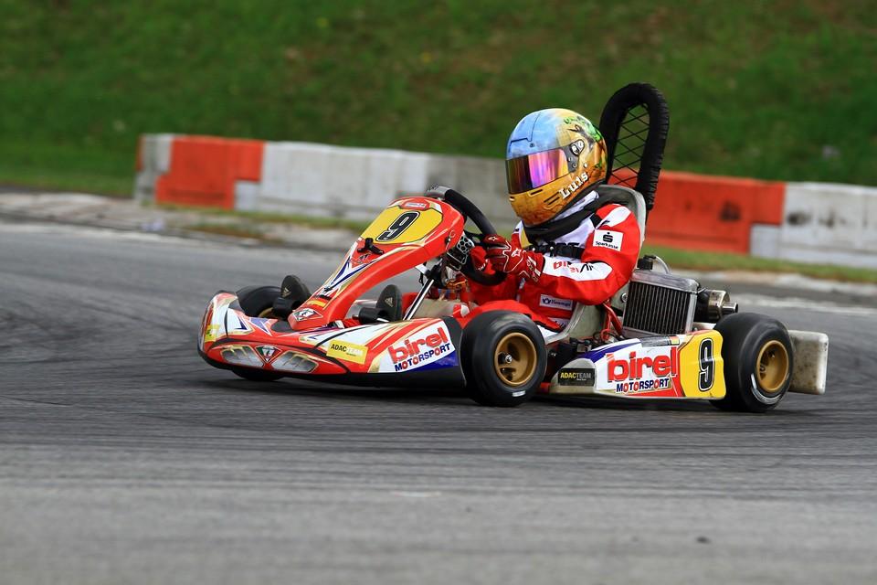 Nächste Pole-Position für Luis Esser