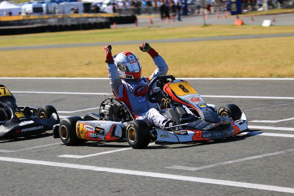 Doppelerfolg für RS Motorsport