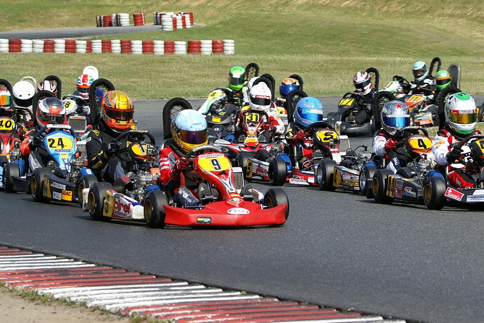 Aufregendes ADAC Kart Cup-Wochenende in Wackersdorf