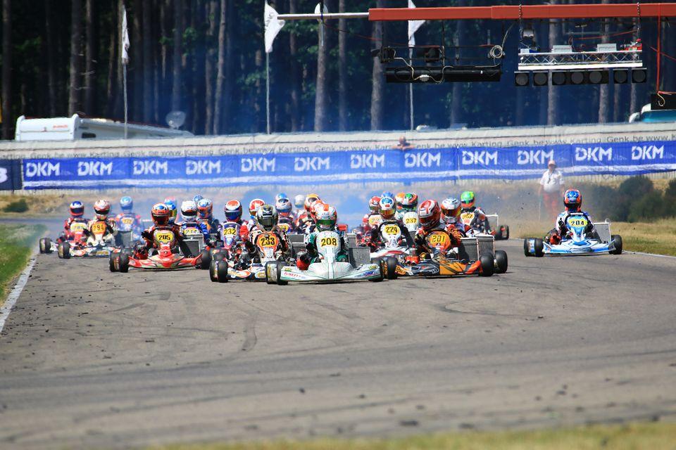 Heiße DKM-Rennen im belgischen Genk