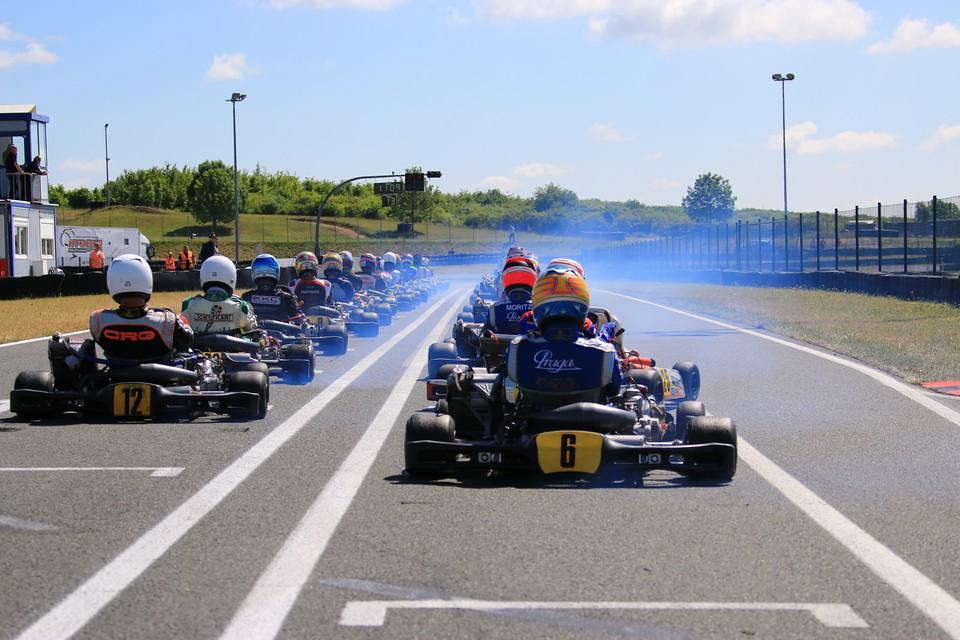 Kartshop Ampfing: Keine perfekten Rennen in Oschersleben