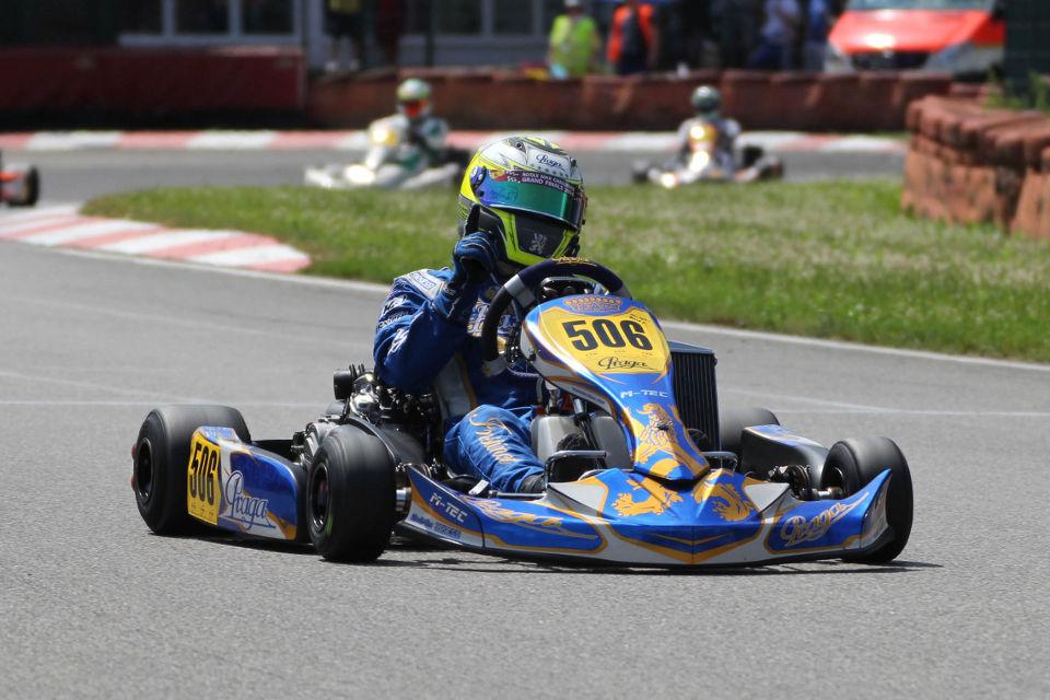 Starke Vorstellung von M-Tec Praga Racing in Ampfing