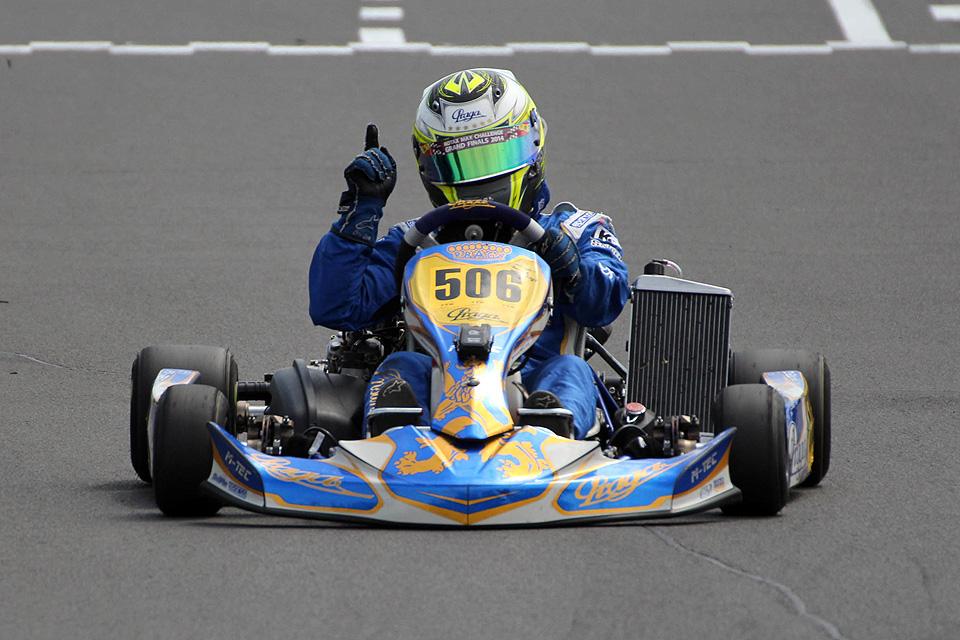 M-Tec Praga Racing ist RMC-Halbzeitmeister
