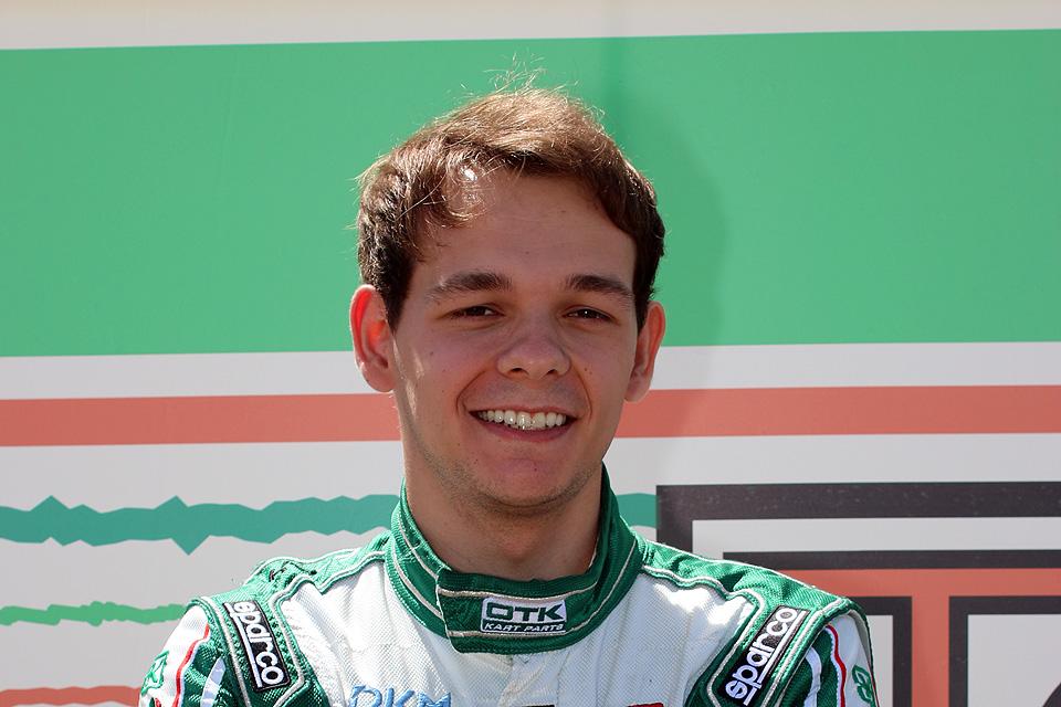 Alexander Schmitz gewinnt EM-Finale in Genk