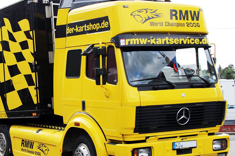 RMW Motorsport verkauft LKW