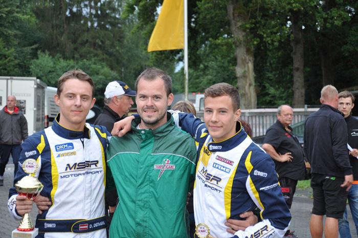 MSR-Motorsport/WST-Power siegreich in Wittgenborn