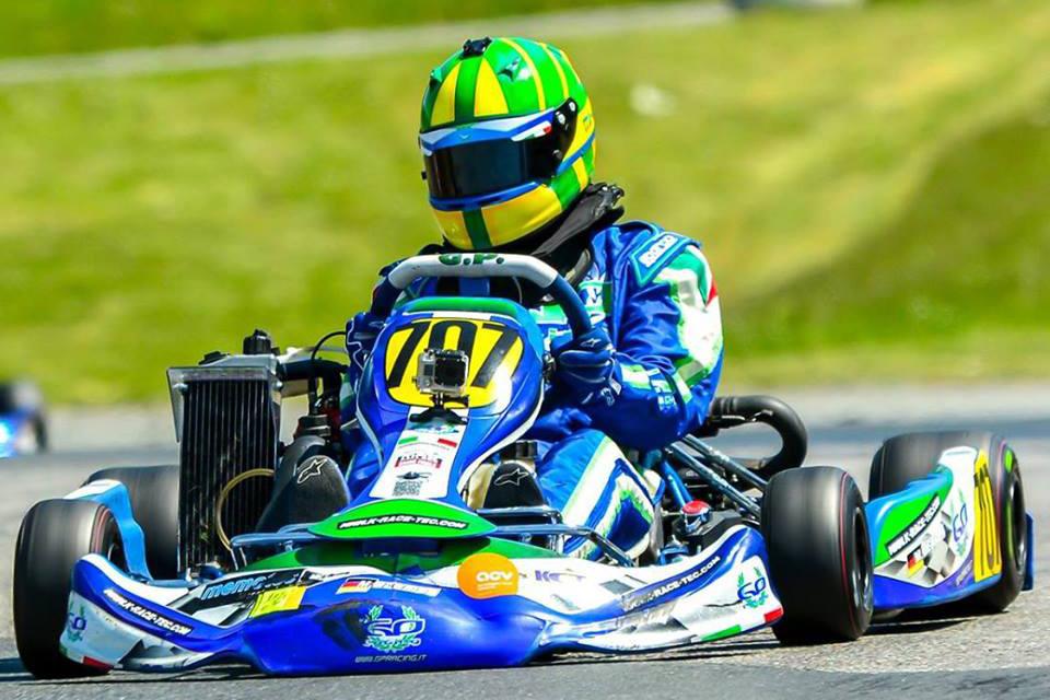 K-Race-Tec erfolgreich in Wittgenborn