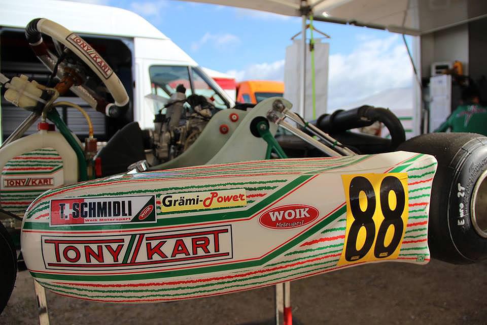 Woik Motorsport erfolgreich bei Euro Challenge