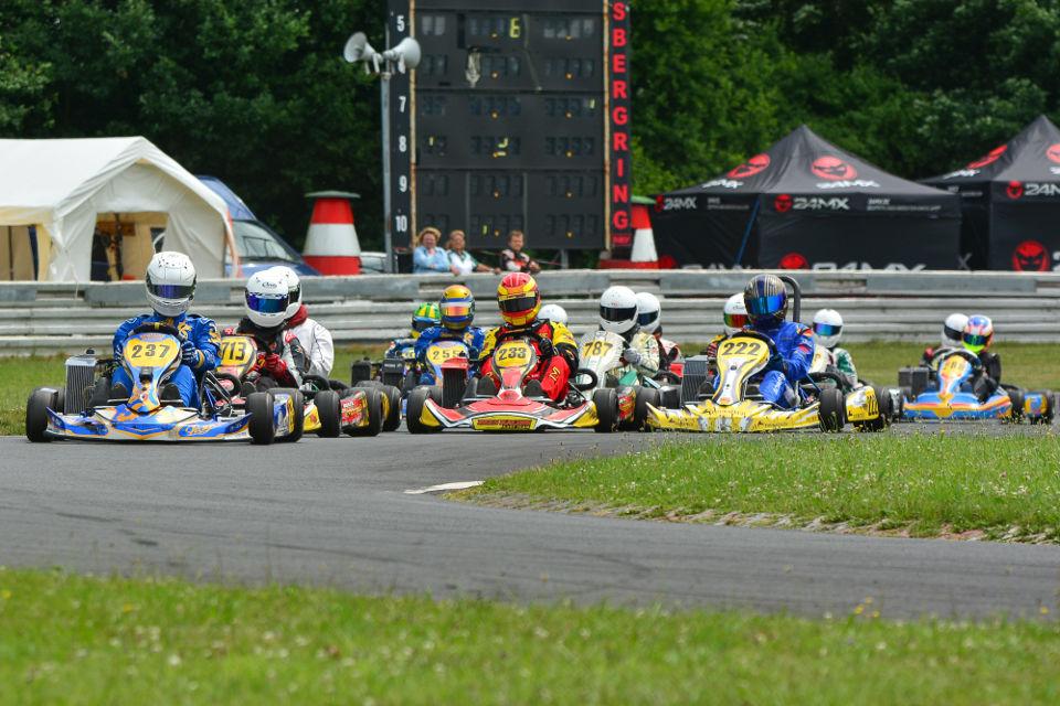 ACV RMKC: Spannender Kartsport in Wittgenborn