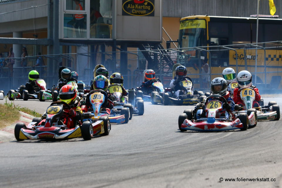 DAI-Trophy Nightrace in Ala