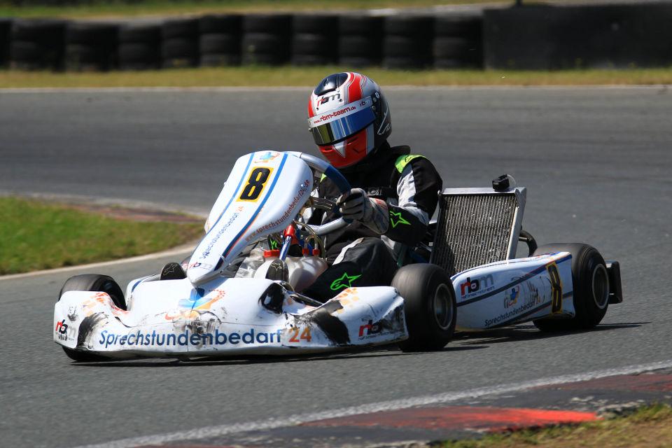 RBM Racing Team fährt in die Top-20