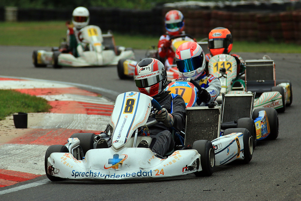 RBM Racing Team fährt in Kerpen in die Top-Ten