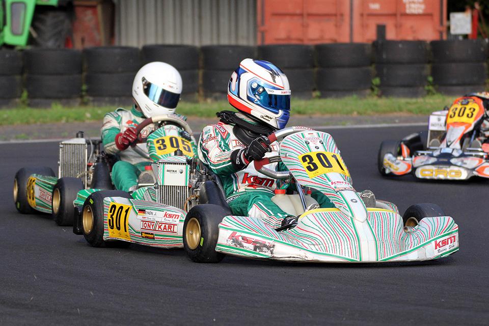 KSM Racing Team zeigt starke Leistungen bei RMC in Wittgenborn