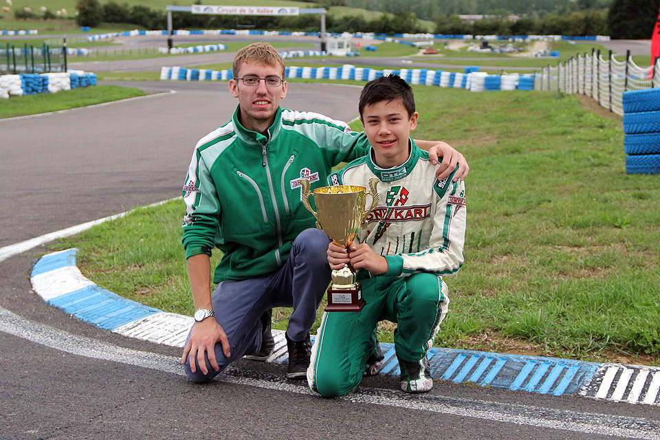 Woik Motorsport erfolgreich in Frankreich
