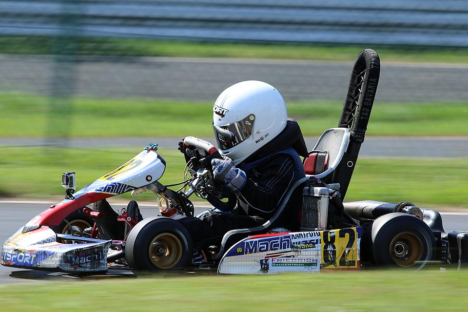 WAKC-Doppelerfolg für DS Kartsport in Wittgenborn